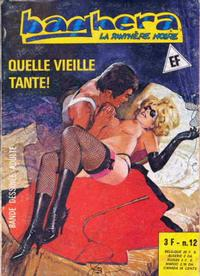 Cover Thumbnail for Baghera (Elvifrance, 1977 series) #12