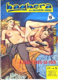 Cover Thumbnail for Baghera (Elvifrance, 1977 series) #13