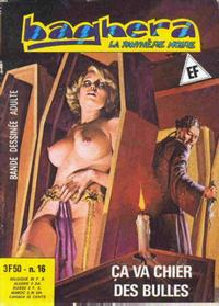 Cover Thumbnail for Baghera (Elvifrance, 1977 series) #16
