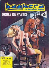 Cover Thumbnail for Baghera (Elvifrance, 1977 series) #19