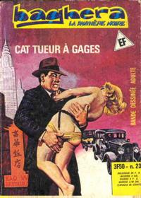 Cover Thumbnail for Baghera (Elvifrance, 1977 series) #23