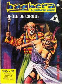 Cover Thumbnail for Baghera (Elvifrance, 1977 series) #32
