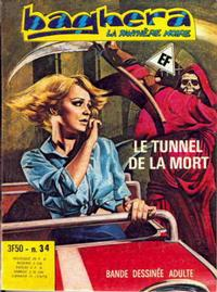 Cover Thumbnail for Baghera (Elvifrance, 1977 series) #34
