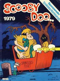 Cover Thumbnail for Scooby Doo årsalbum (Semic, 1978 series) #1979