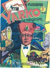 Cover Thumbnail for Aventuriers d'aujourd'hui (Collection Les) (Editions Mondiales, 1937 series) #80