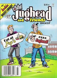 Cover Thumbnail for Jughead & Friends Digest Magazine (Archie, 2005 series) #27 [Newsstand]