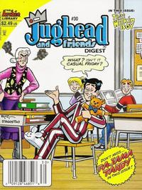 Cover Thumbnail for Jughead & Friends Digest Magazine (Archie, 2005 series) #30