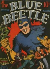 Cover Thumbnail for Blue Beetle (Holyoke, 1942 series) #13