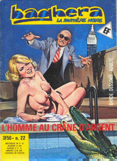 Cover for Baghera (Elvifrance, 1977 series) #22