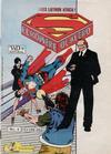 Cover for Supermán (Grupo Editorial Vid, 1986 series) #4