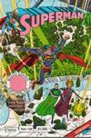 Cover for Supermán (Grupo Editorial Vid, 1986 series) #139