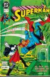Cover for Supermán (Grupo Editorial Vid, 1986 series) #151