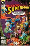 Cover for Supermán (Grupo Editorial Vid, 1986 series) #175