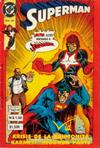 Cover for Supermán (Grupo Editorial Vid, 1986 series) #182