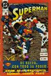 Cover for Supermán (Grupo Editorial Vid, 1986 series) #184