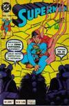 Cover for Supermán (Grupo Editorial Vid, 1986 series) #185