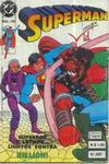 Cover for Supermán (Grupo Editorial Vid, 1986 series) #186