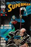 Cover for Supermán (Grupo Editorial Vid, 1986 series) #188