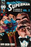 Cover for Supermán (Grupo Editorial Vid, 1986 series) #189