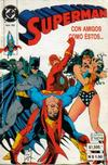 Cover for Supermán (Grupo Editorial Vid, 1986 series) #193
