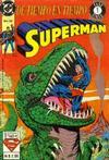 Cover for Supermán (Grupo Editorial Vid, 1986 series) #201