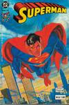 Cover for Supermán (Grupo Editorial Vid, 1986 series) #210