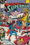 Cover for Supermán (Grupo Editorial Vid, 1986 series) #211