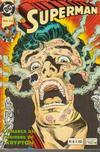Cover for Supermán (Grupo Editorial Vid, 1986 series) #212