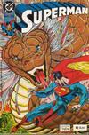 Cover for Supermán (Grupo Editorial Vid, 1986 series) #222