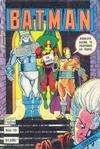 Cover for Batman (Grupo Editorial Vid, 1987 series) #121