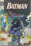 Cover for Batman (Grupo Editorial Vid, 1987 series) #135
