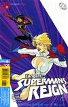 Cover for Tangent: Superman's Reign (DC, 2008 series) #8
