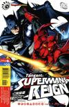 Cover for Tangent: Superman's Reign (DC, 2008 series) #9