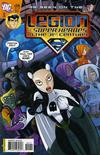 Cover for The Legion of Super-Heroes in the 31st Century (DC, 2007 series) #14 [Direct Sales]