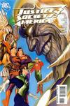 Cover for Justice Society of America (DC, 2007 series) #17 [Alex Ross Cover]