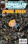 Cover for Franklin Richards: Spring Break (Marvel, 2008 series) #1