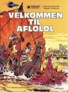 Cover for Linda og Valentin (Cappelen, 1987 series) #4 - Velkommen til Aflolol