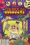 Cover for Disney's Colossal Comics Collection (Disney, 1991 series) #10