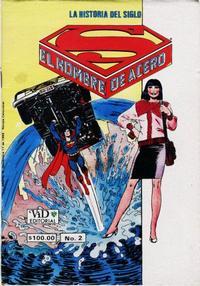 Cover Thumbnail for Supermán (Grupo Editorial Vid, 1986 series) #2