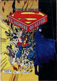 Cover Thumbnail for Supermán (Grupo Editorial Vid, 1986 series) #3