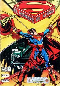 Cover Thumbnail for Supermán (Grupo Editorial Vid, 1986 series) #10