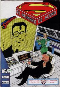 Cover Thumbnail for Supermán (Grupo Editorial Vid, 1986 series) #11
