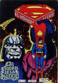 Cover Thumbnail for Supermán (Grupo Editorial Vid, 1986 series) #13