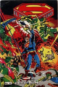 Cover Thumbnail for Supermán (Grupo Editorial Vid, 1986 series) #14