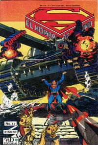 Cover Thumbnail for Supermán (Grupo Editorial Vid, 1986 series) #17