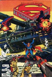 Cover Thumbnail for Supermán (Grupo Editorial Vid, 1986 series) #17