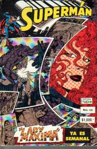 Cover Thumbnail for Supermán (Grupo Editorial Vid, 1986 series) #130
