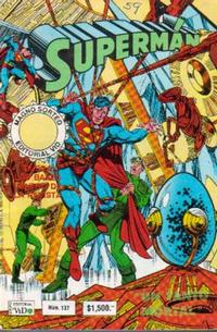 Cover Thumbnail for Supermán (Grupo Editorial Vid, 1986 series) #137