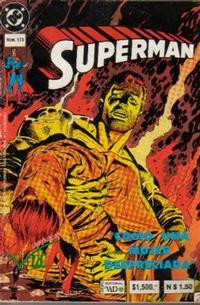 Cover Thumbnail for Supermán (Grupo Editorial Vid, 1986 series) #173