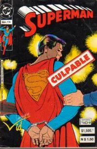 Cover Thumbnail for Supermán (Grupo Editorial Vid, 1986 series) #174